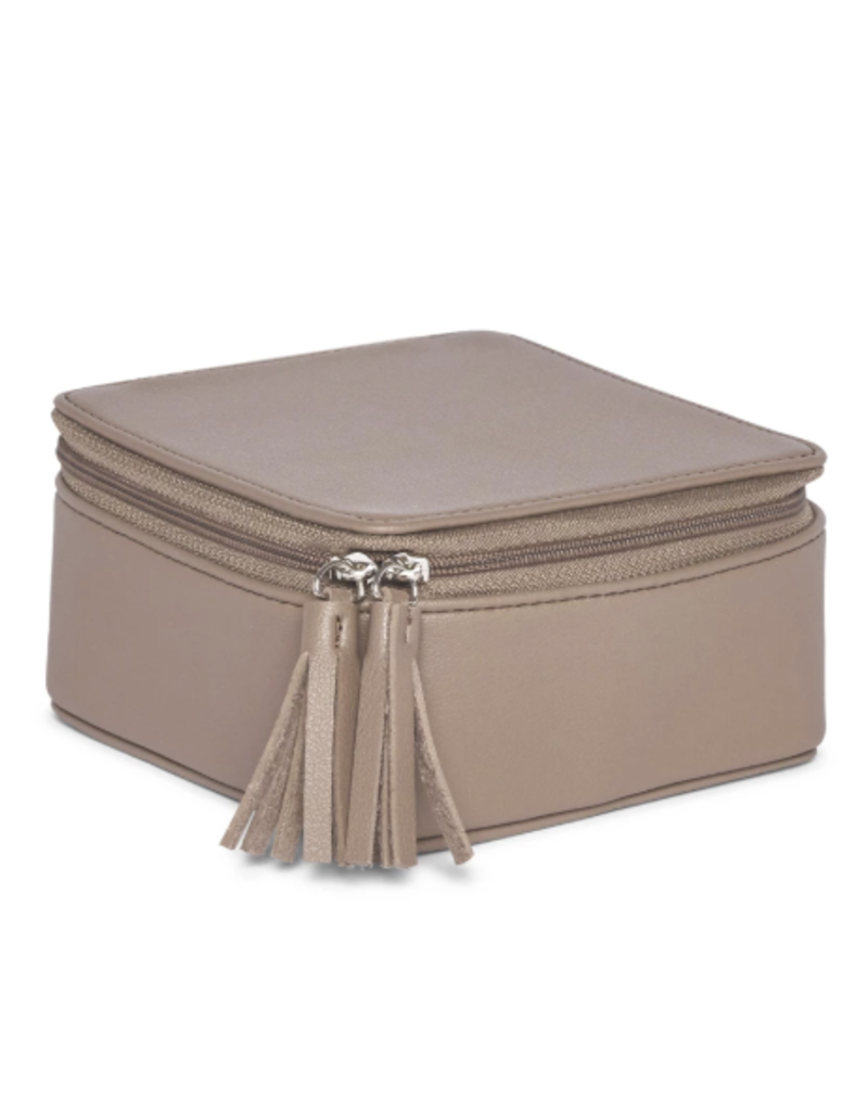 Eva Travel Jewelry Box