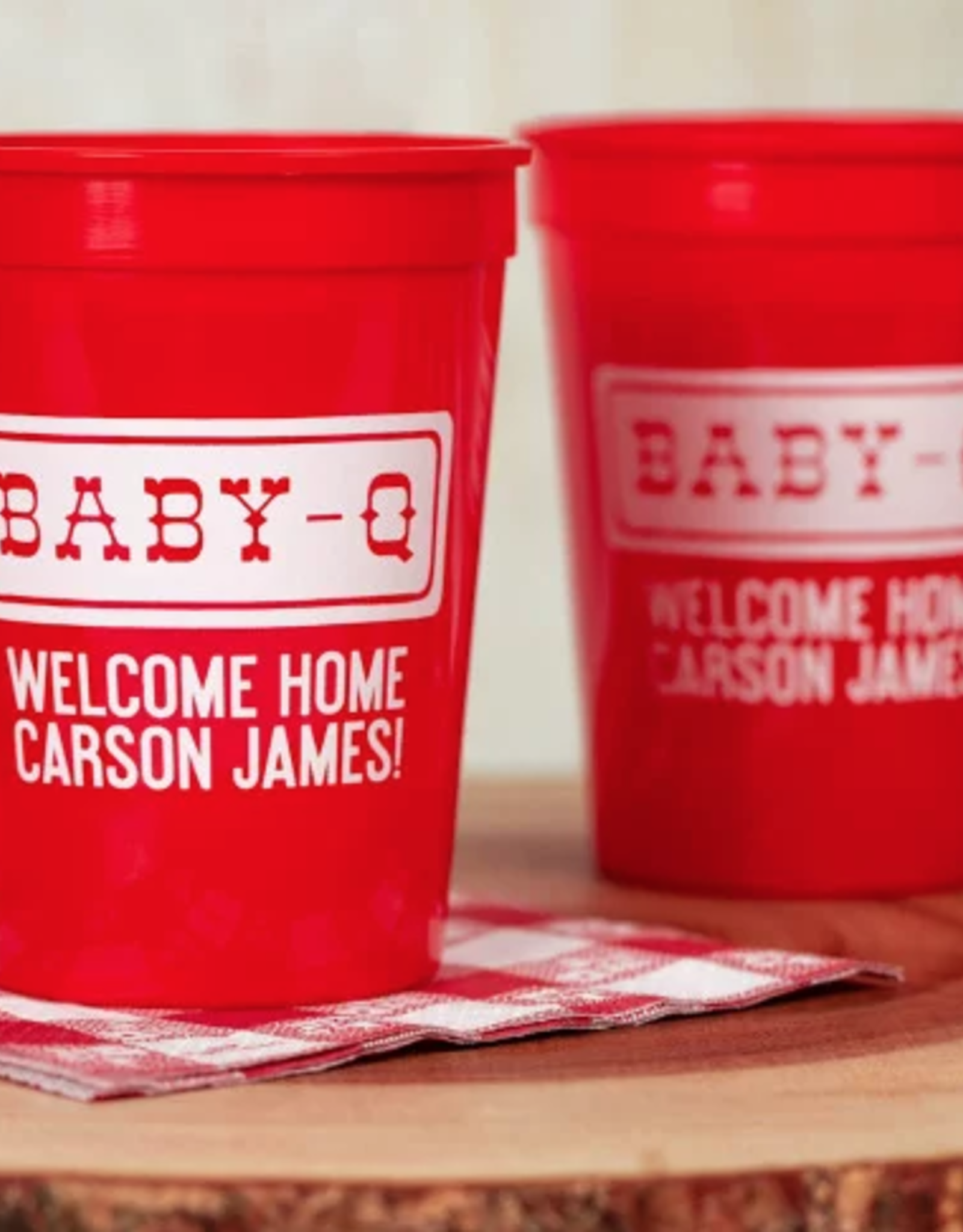 Custom Stadium Cups