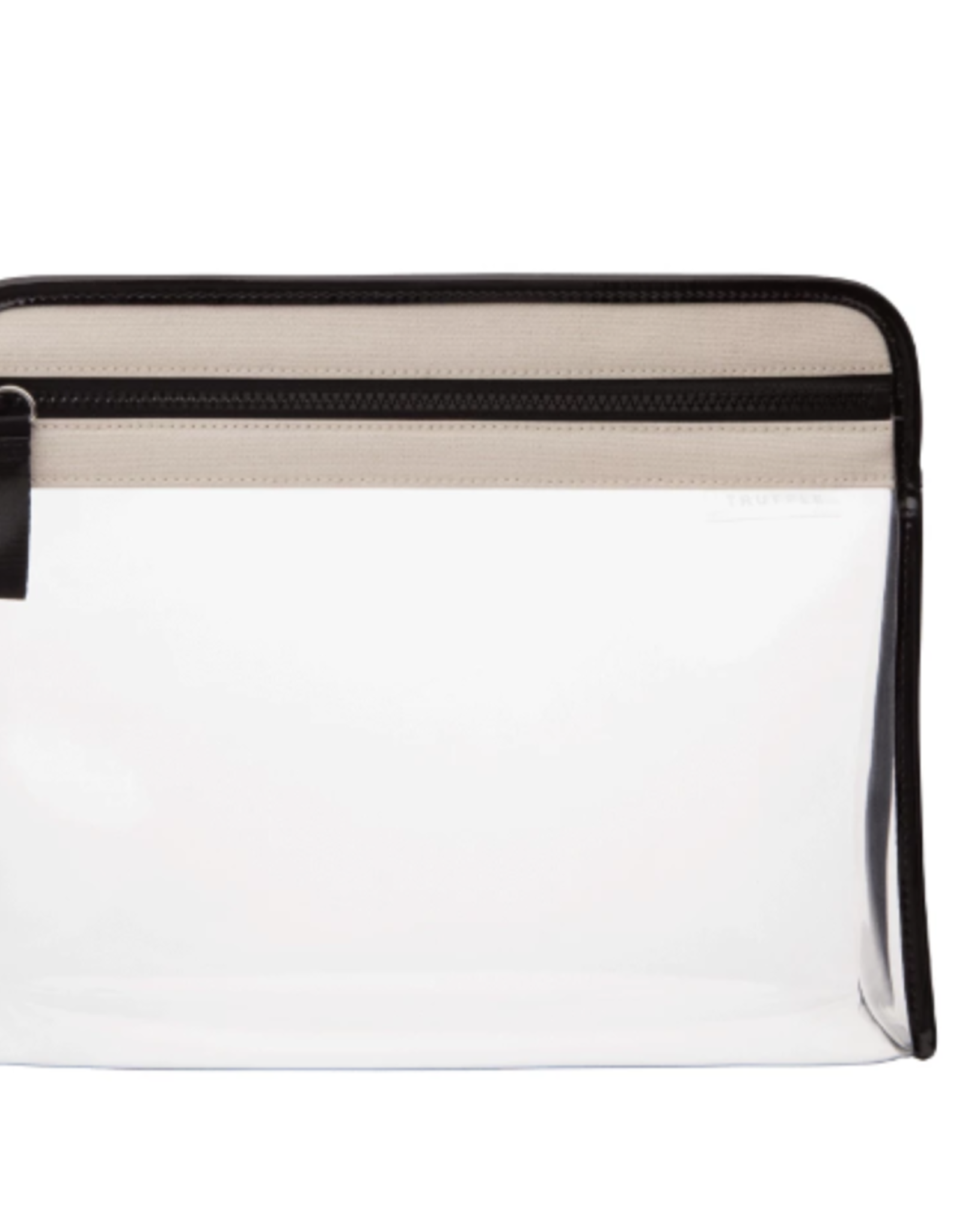 Clarity Pouch Large - Natural