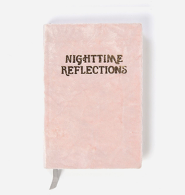 Nighttime Reflections Mindfulness Journal