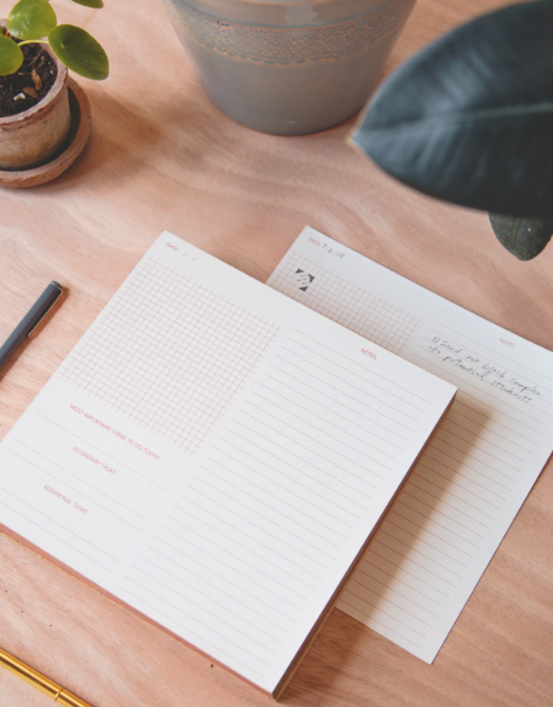 Productivity Large Noteblock