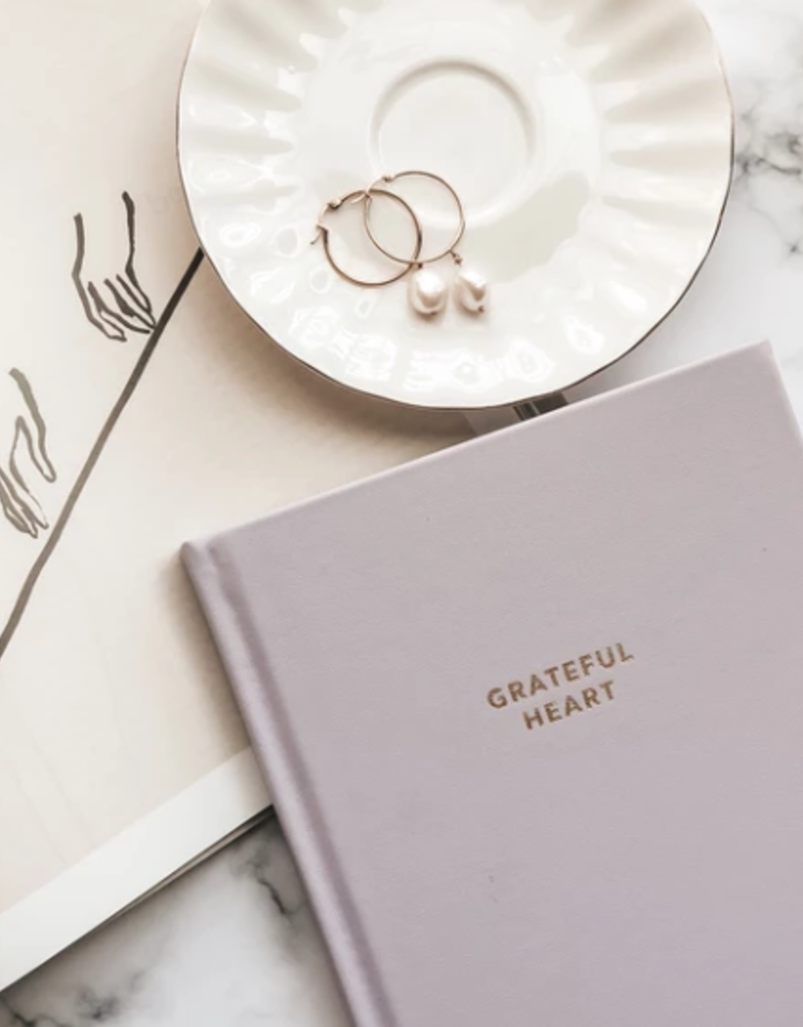 Grateful Heart Gratitude Journal