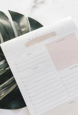 Nourish Daily Notepad