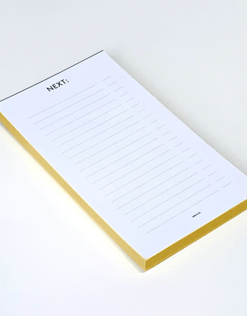 Next Note Pad
