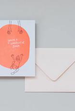 You're A Wonderful Mom Card