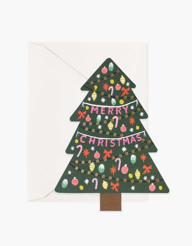 Christmas Tree Card - Boxed Set