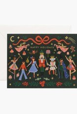 Nutcracker Ballet Card