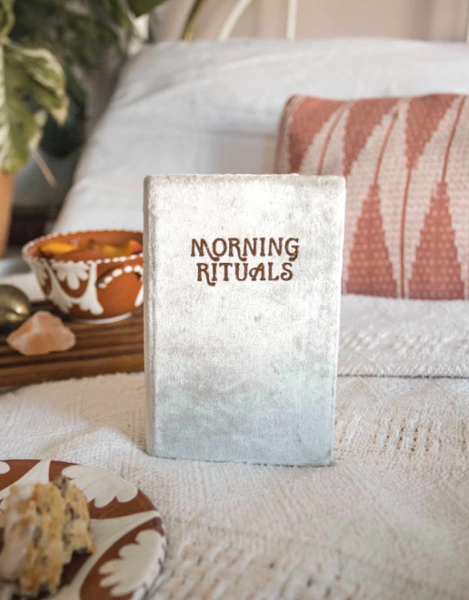 Morning Rituals Mindfulness Journal