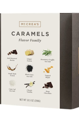 Flavor Family Caramels