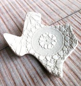 Ceramic Texas Dish