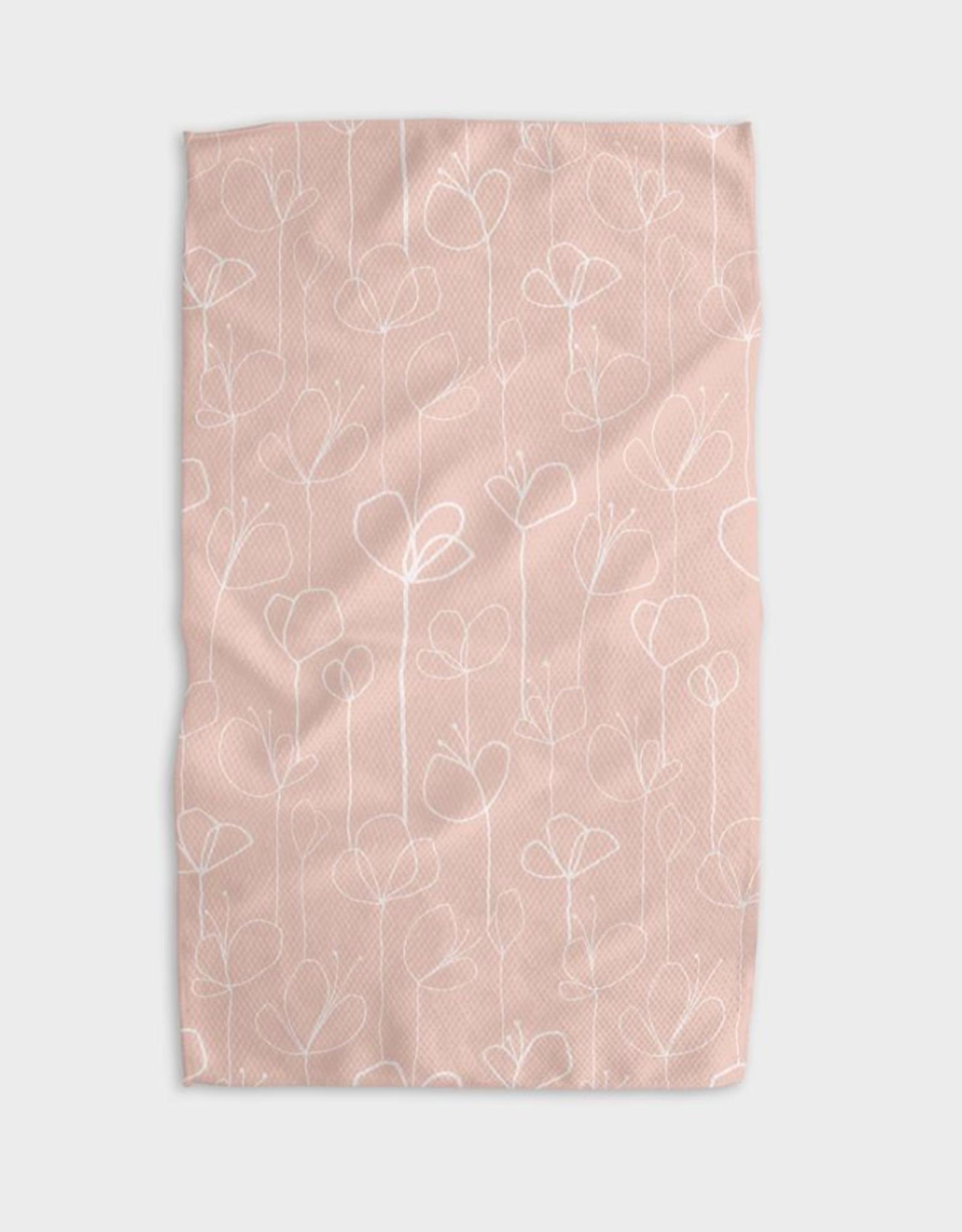 Butterflower Kitchen Tea Towel