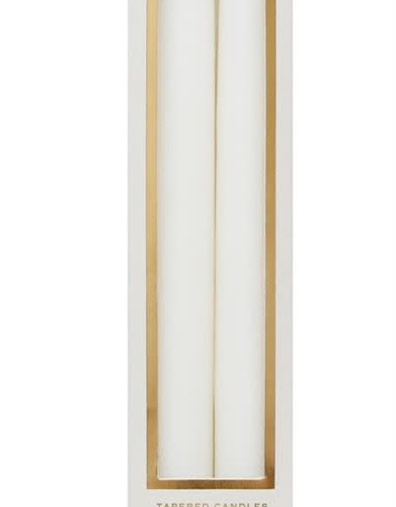 Tall Boxed Taper Candles - Set of 2