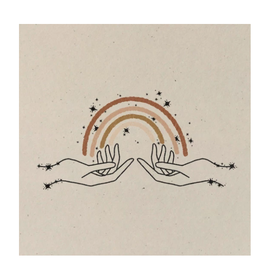 Look for Rainbows Print