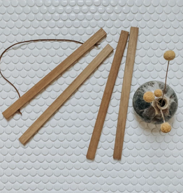Magnetic Poster Wood Frame