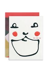 The Santa Card Holiday Card