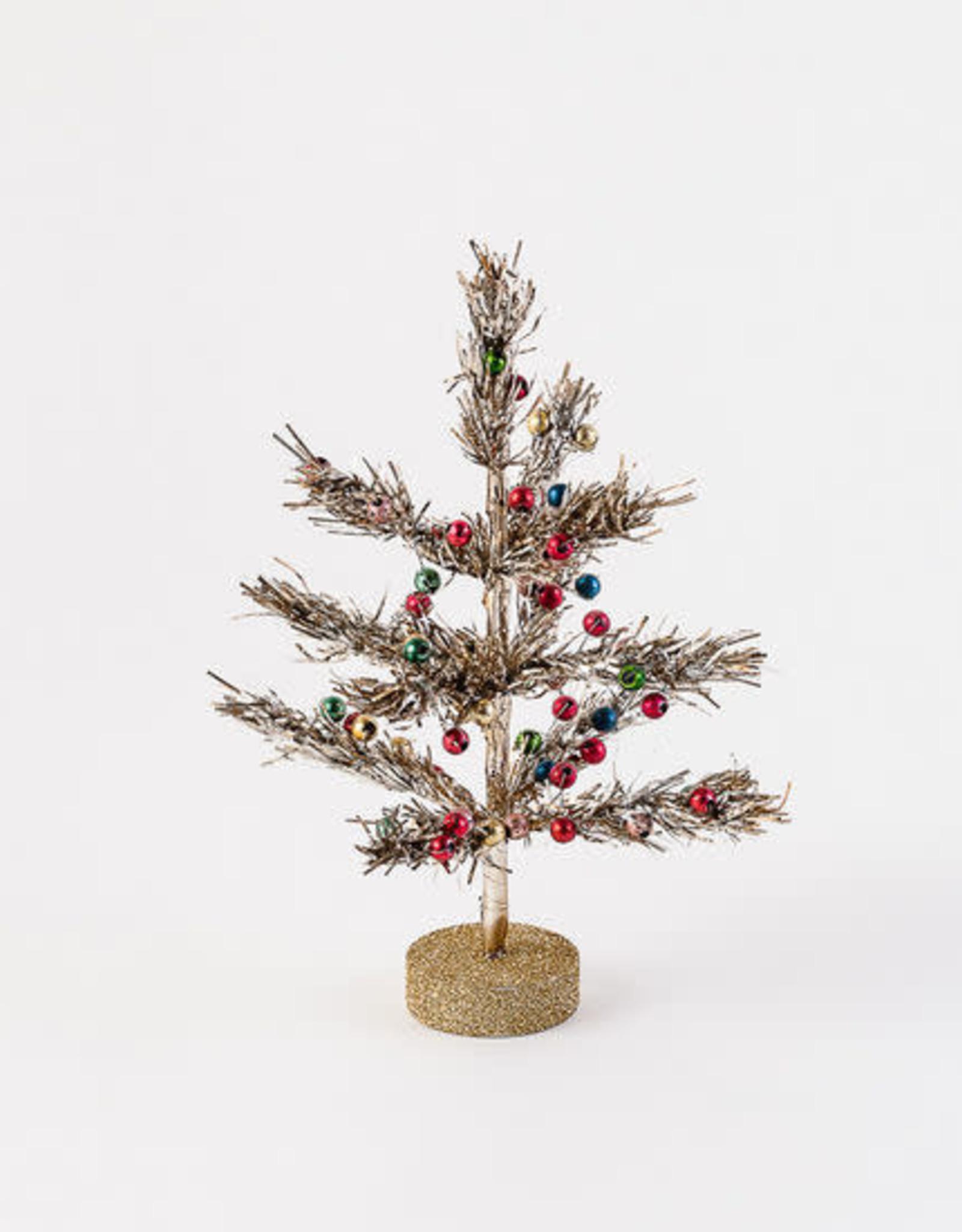 Tarnished Tinsel Tree