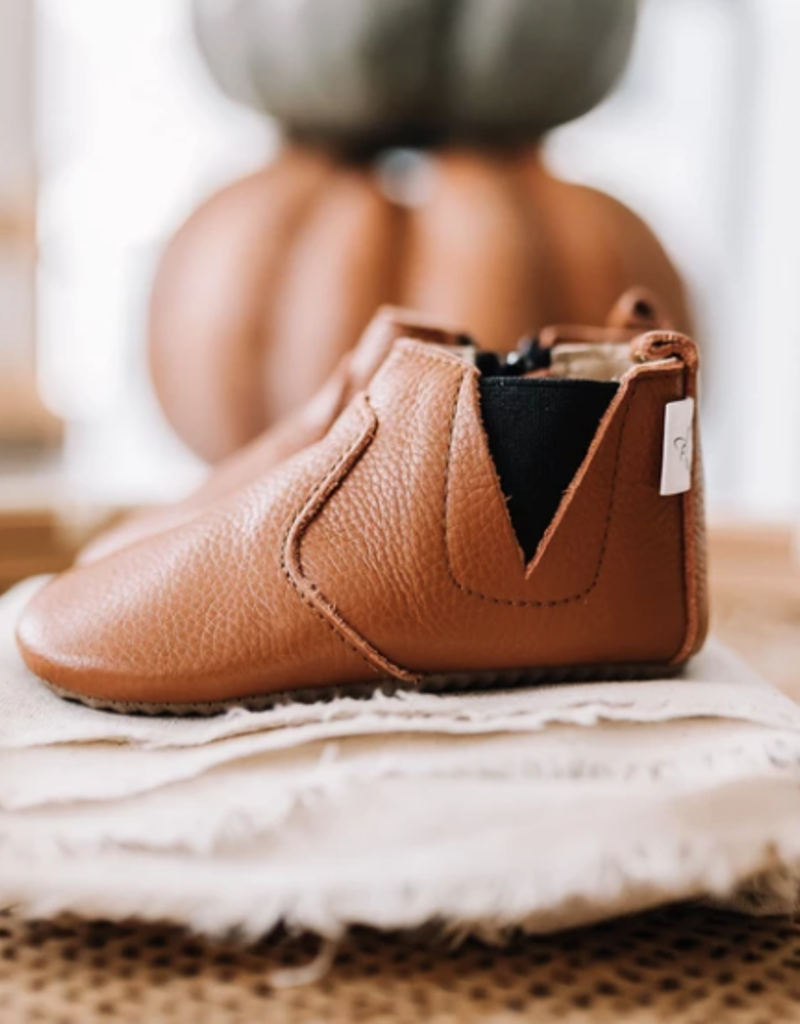 Saddle Brown Chelsea Boot