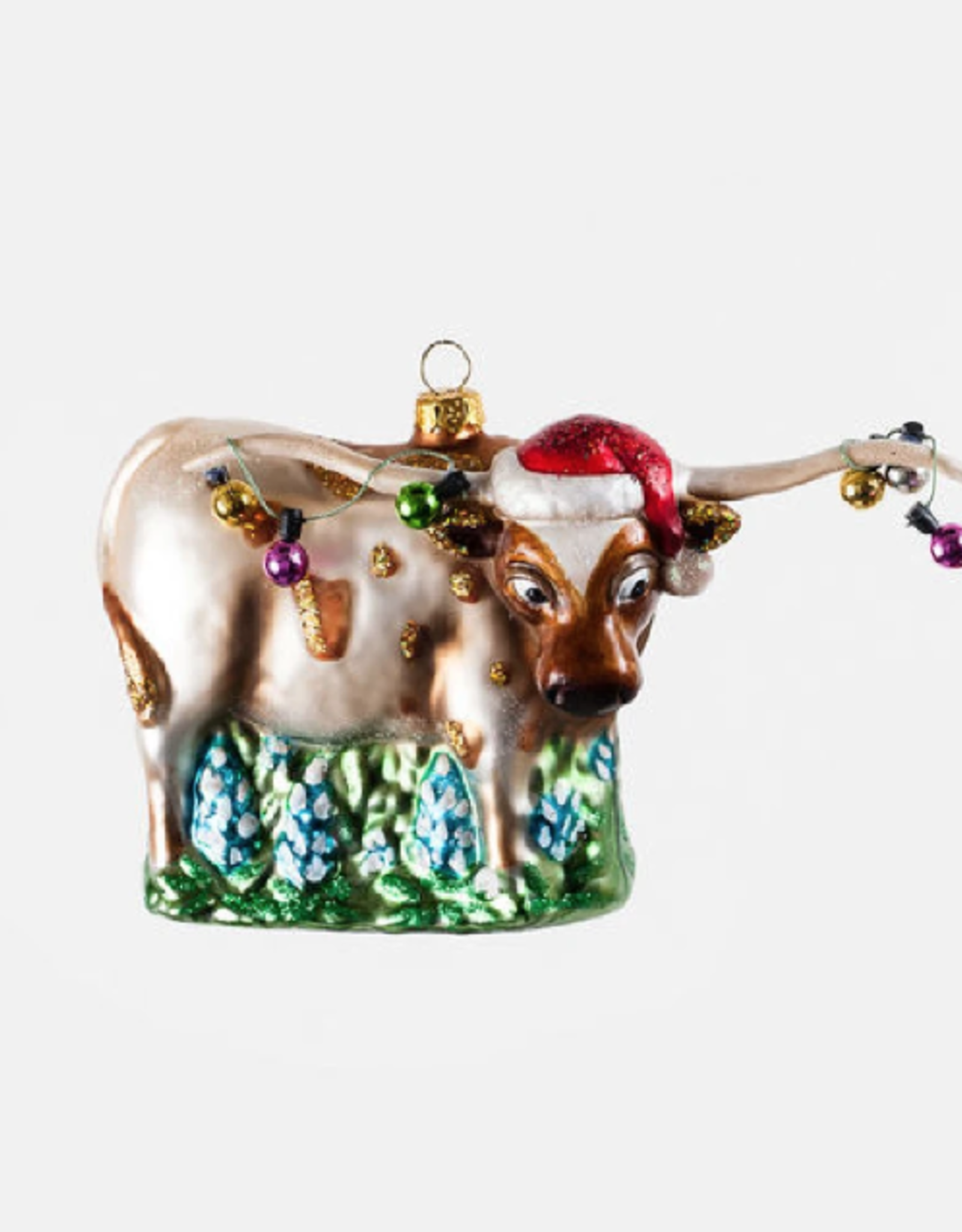 Longhorn Ornament