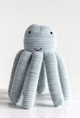 Cotton Knit Octopus