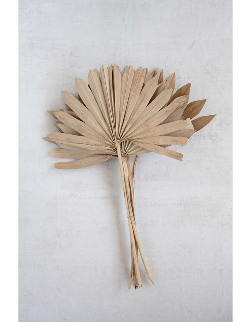Dried Natural Palm Bunch