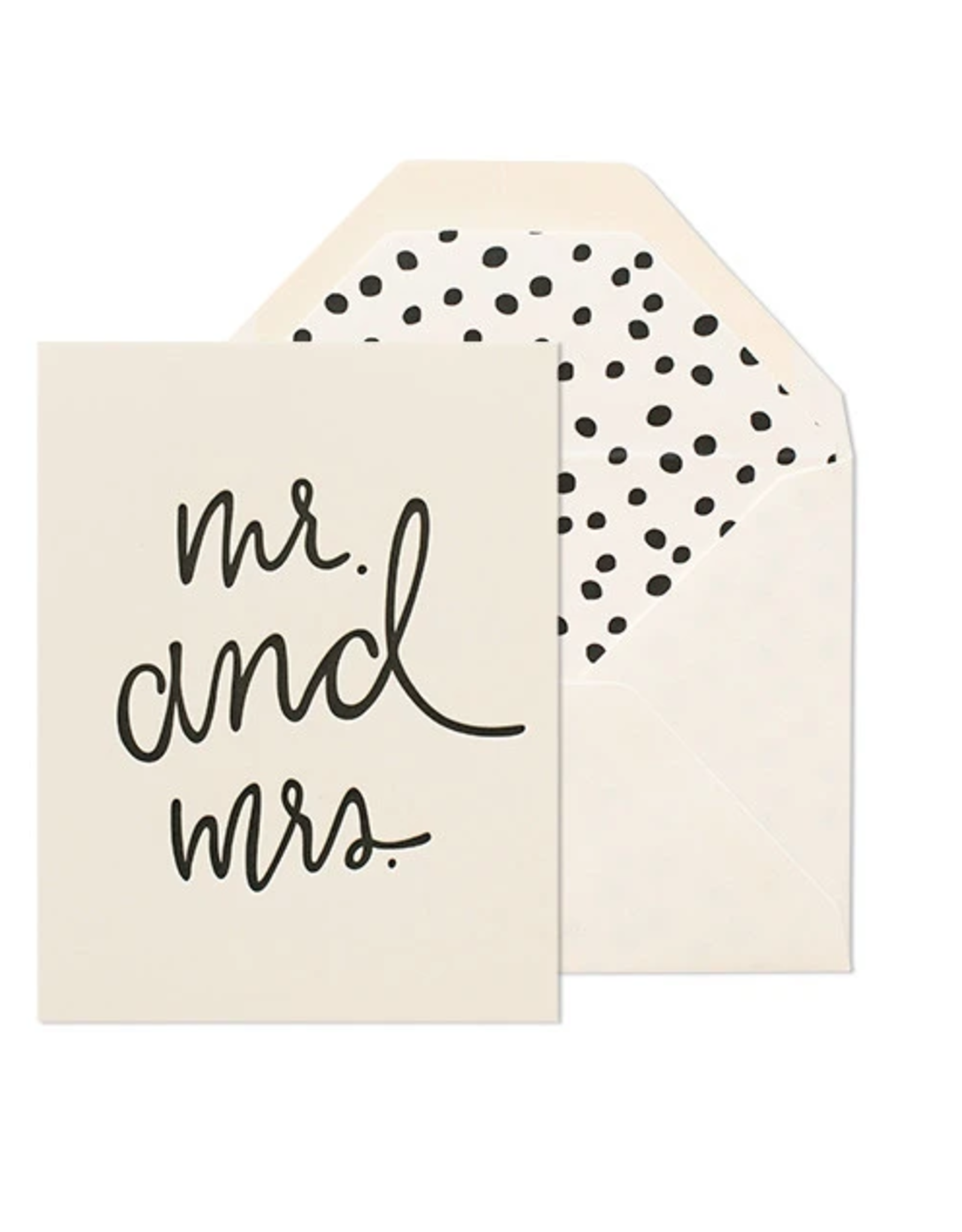 Playful Mr. and Mrs. Card