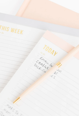 Weekly Pad - Large - Pink