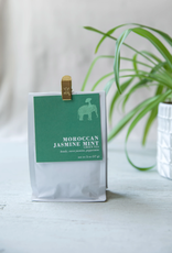 Moroccan Jasmine Mint Loose Leaf Green Tea - 2oz