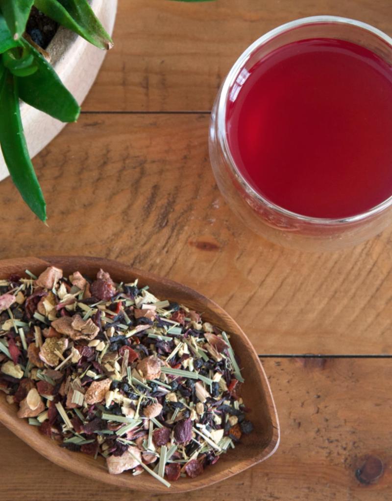 Hibiscus Elixir Loose Leaf Botanical Tea - 2oz Bag