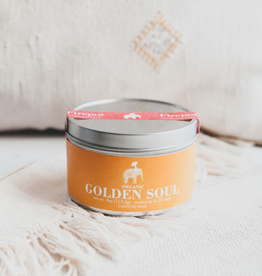 Golden Soul Tin - 4oz
