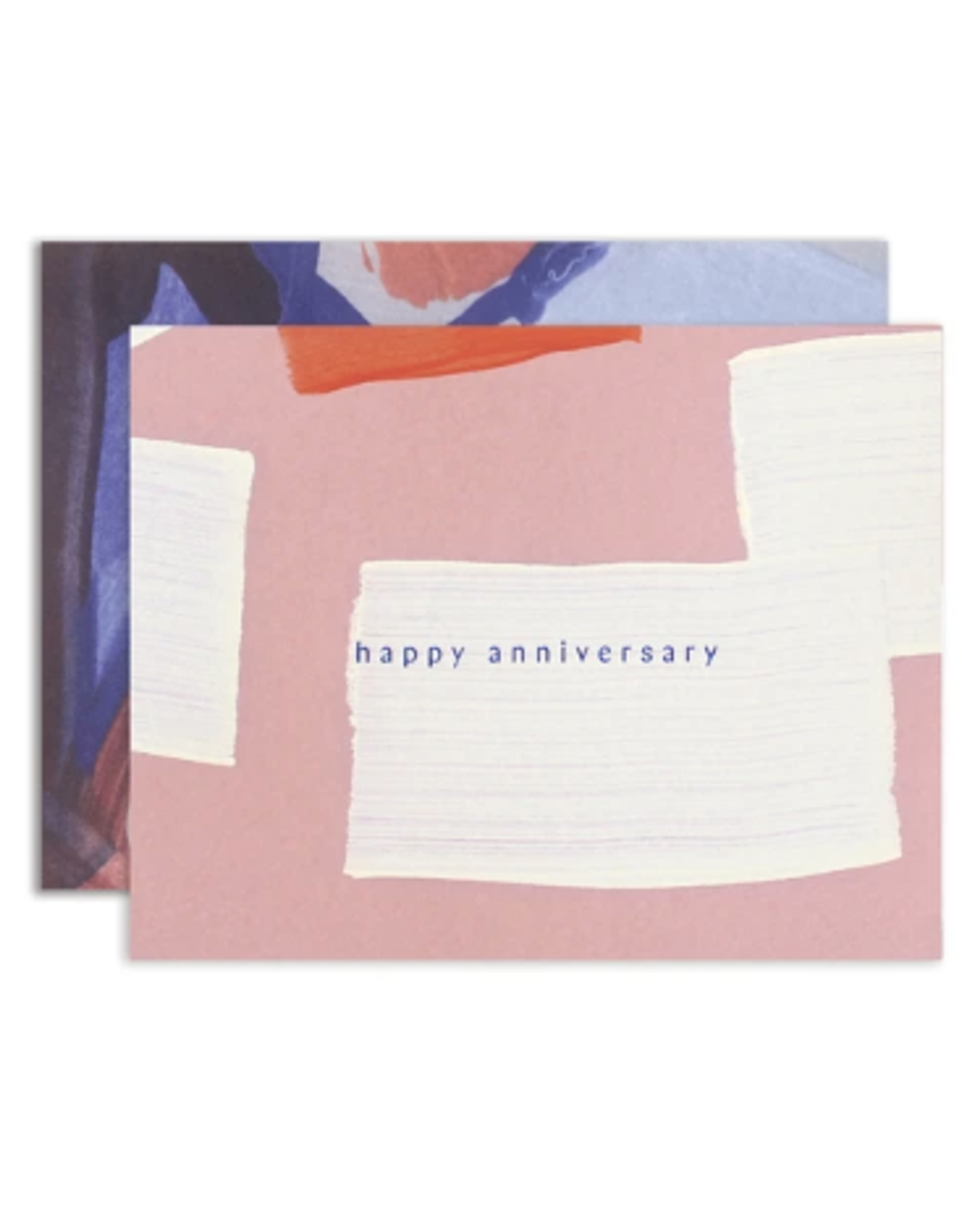 Sunset Anniversary Card