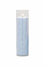 Breathe In, Breathe Out Prayer Candle