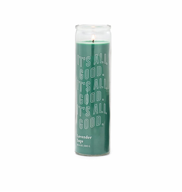 It's All Good Prayer Candle