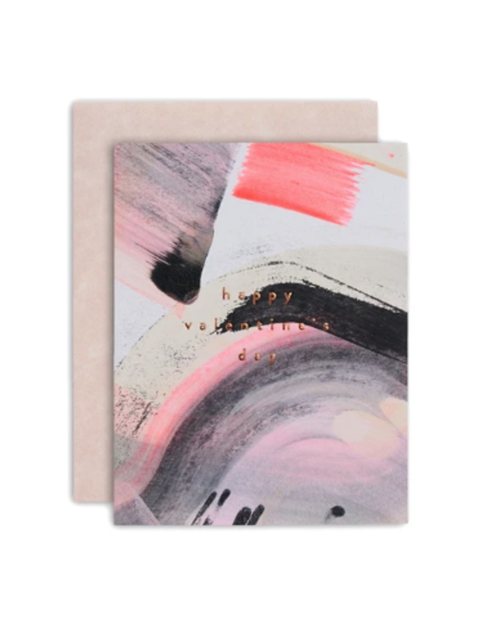 Valentine Swirl Card