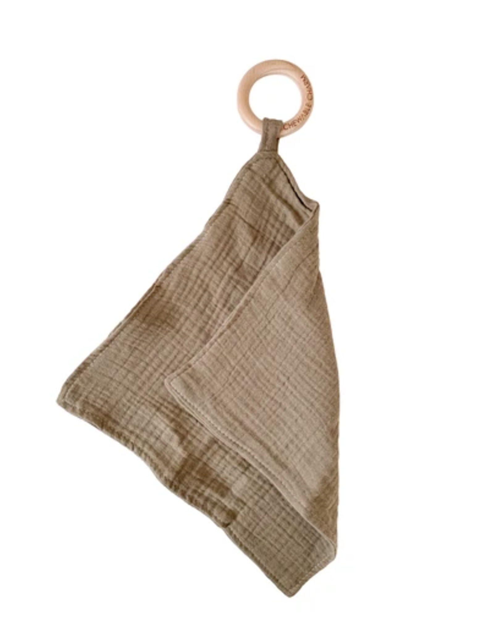 Muslin Teething Ring