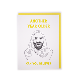 JVN Birthday Card