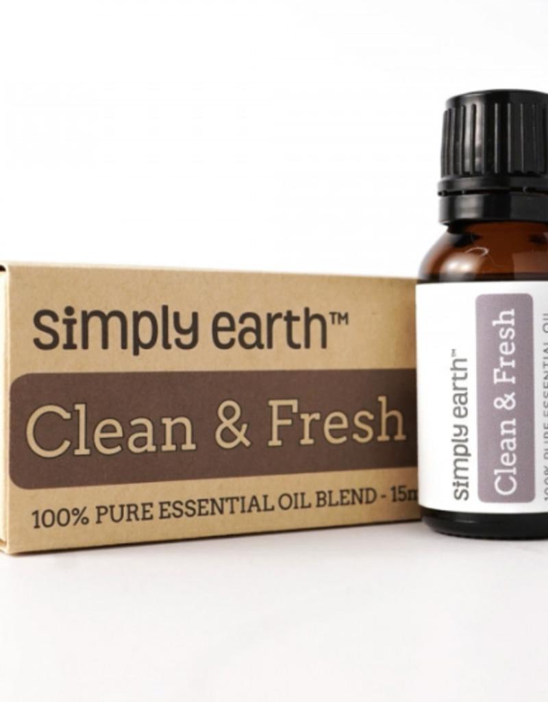 Clean & Fresh Essential Oil Blend