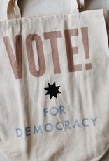 Vote for Democracy Tote