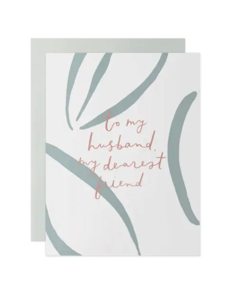 To My Husband Card