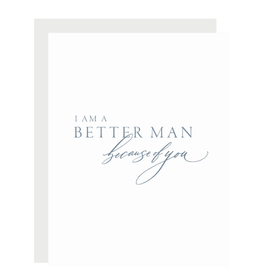 Better Man Card