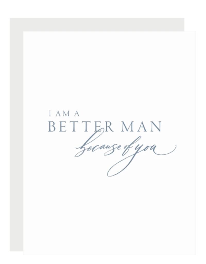 Better Man Card
