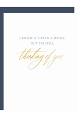 Still Thinking of You Card
