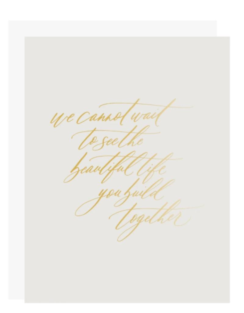 Beautiful Life Together Card