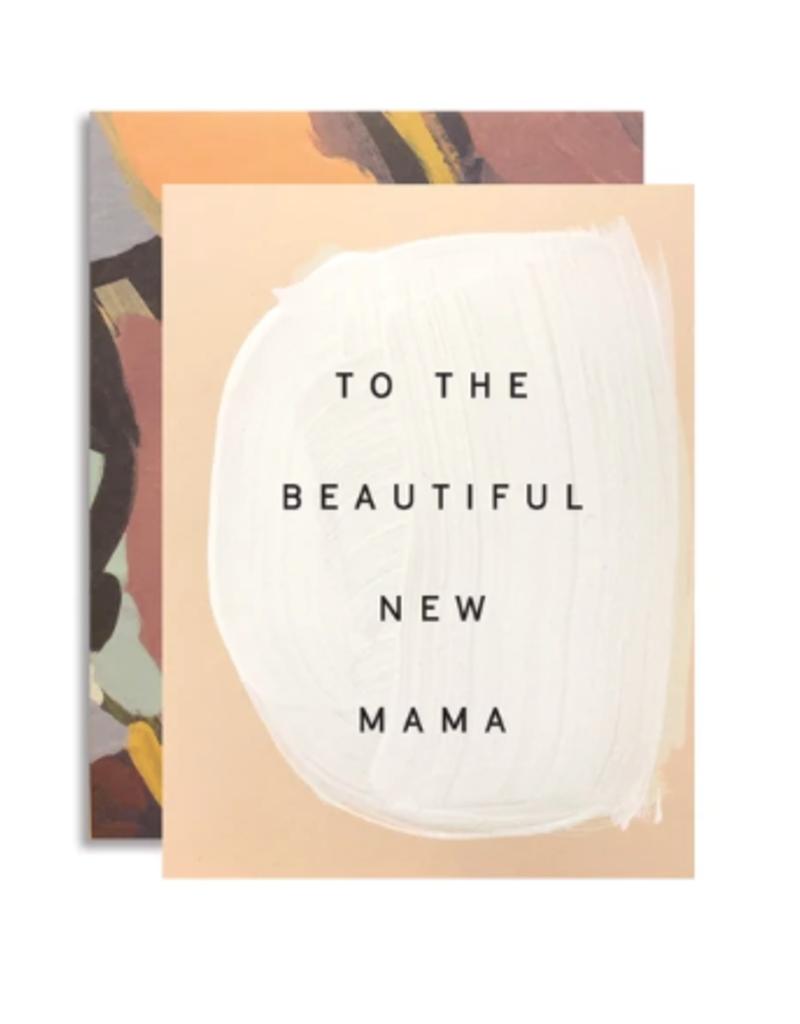 New Mama Card