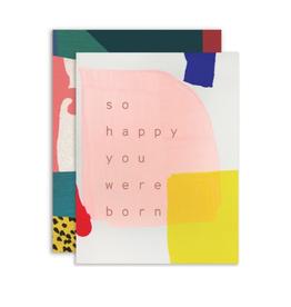Sunny Birthday Card