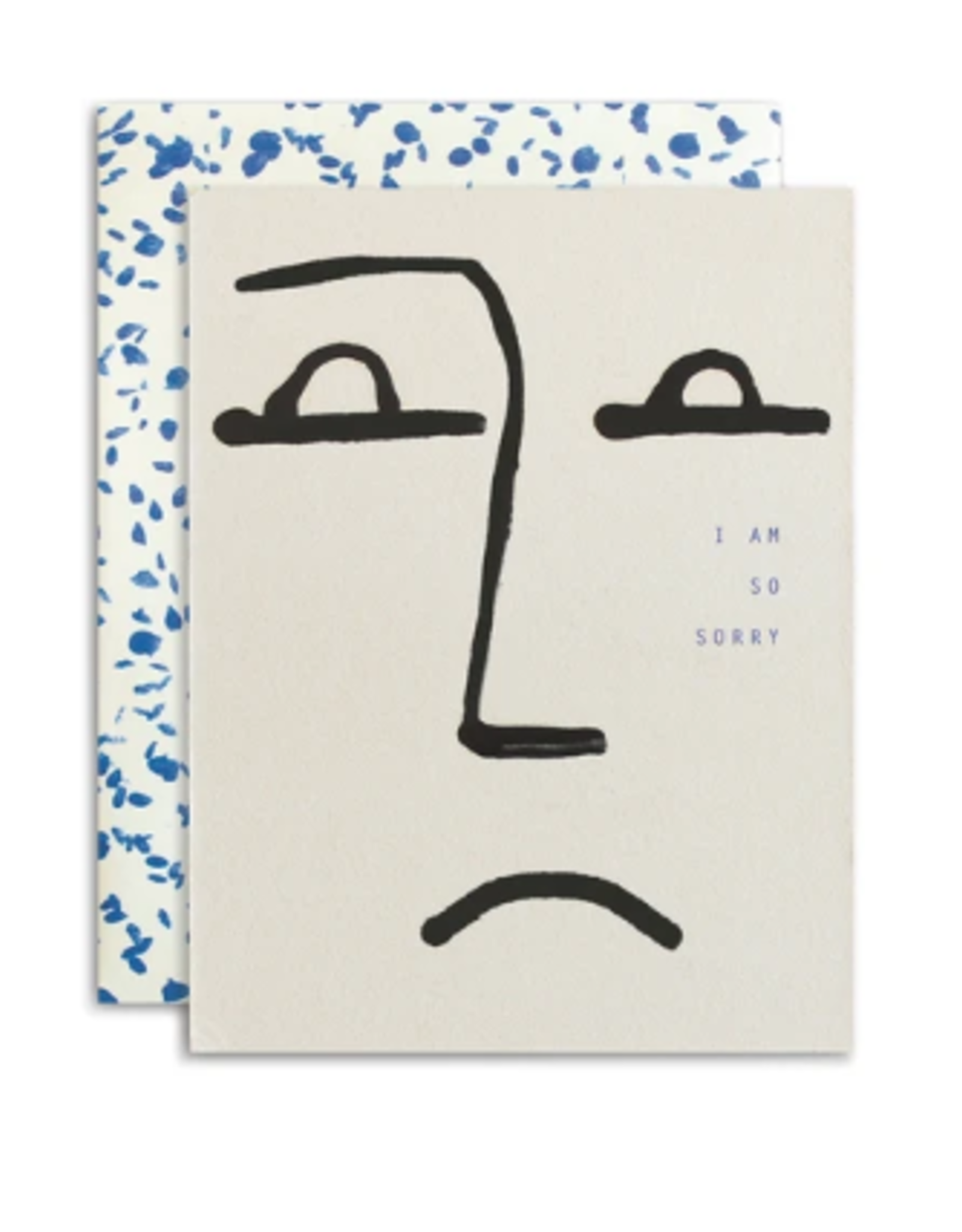 The Frown Card