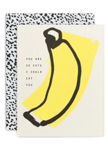 Cute Banana Card