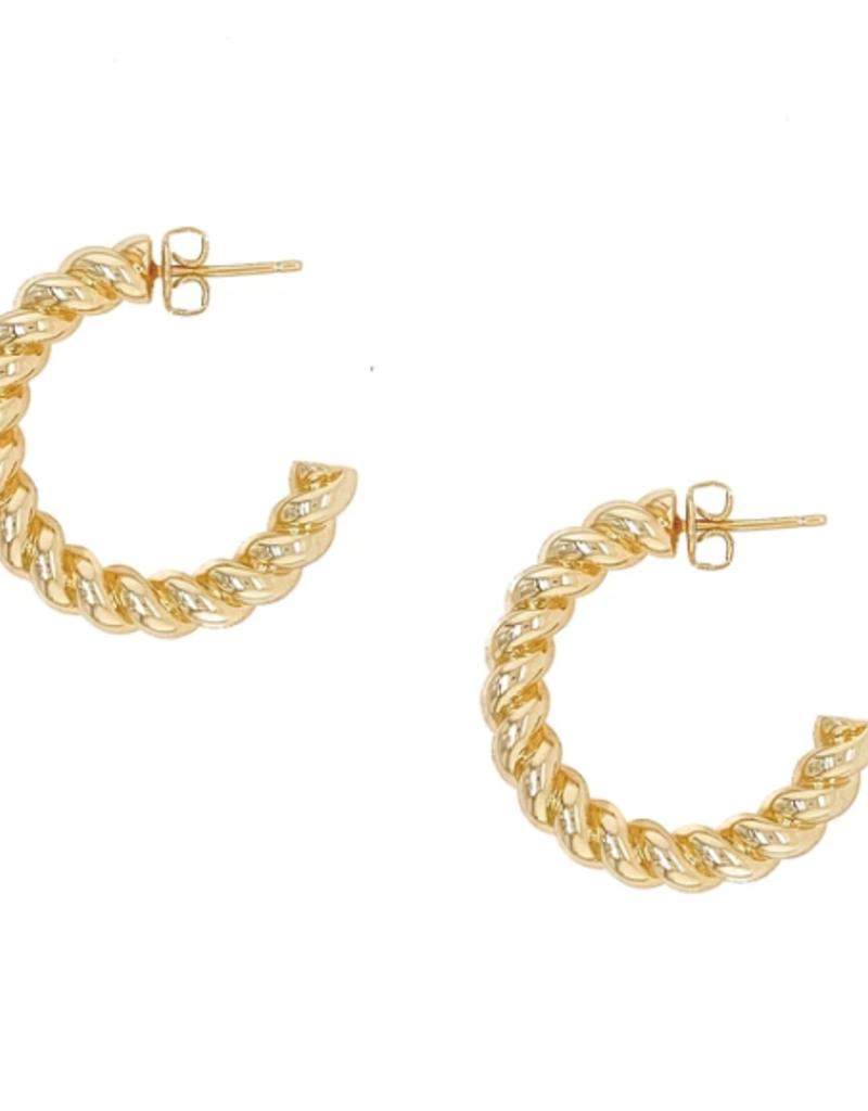 Lo Hoop Earrings