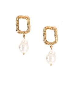 Gabi Pearl Earrings