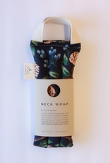 Neck Wrap Therapy Pack - Blue Peonies