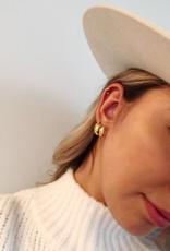 C'est Hoop Earrings